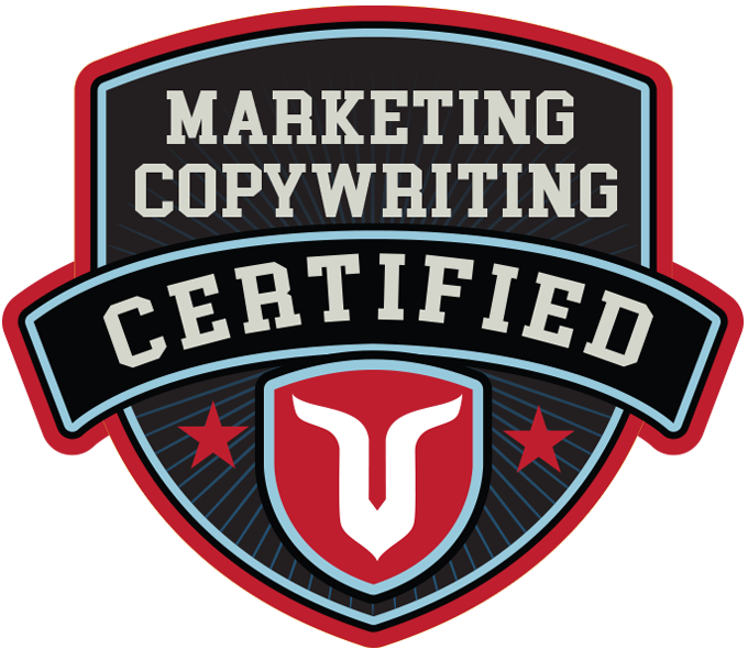 Marketing Copywriting Certified