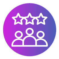 blurb – connect with customers