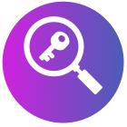 blurb – performs keyword research
